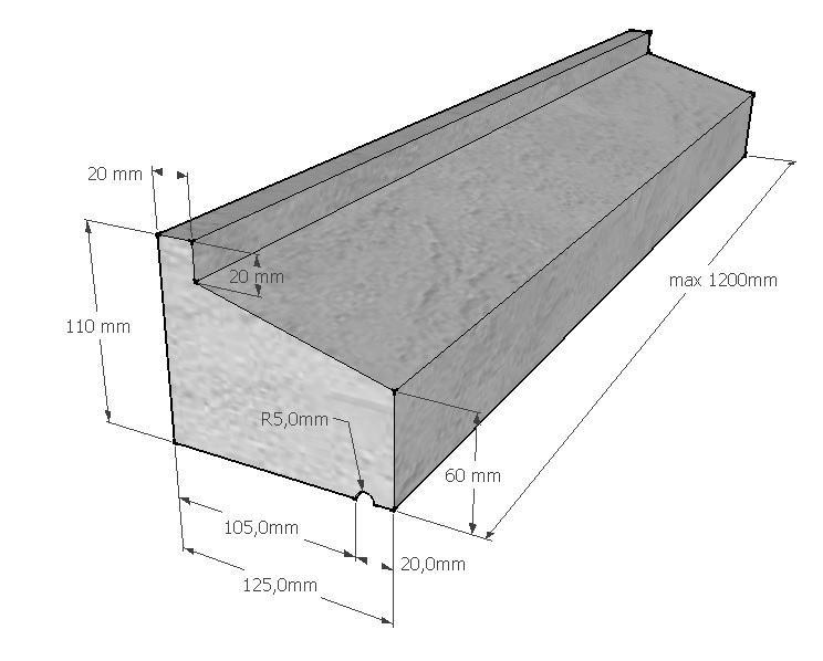 raamdorpel-125-60-110-mm