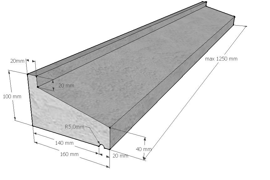 raamdorpel-160-40-100-mm