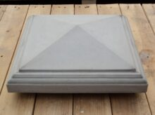 Afdekker-punt-met-sierrand-35-x-35-cm-grijs