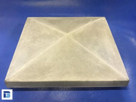 Paalmuts-4-zijdig-grijs