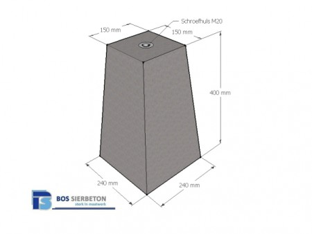 Poer-150-x-150-240-x-240-x-400-mm-M20